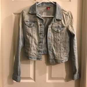 Lightwash Denim Jacket